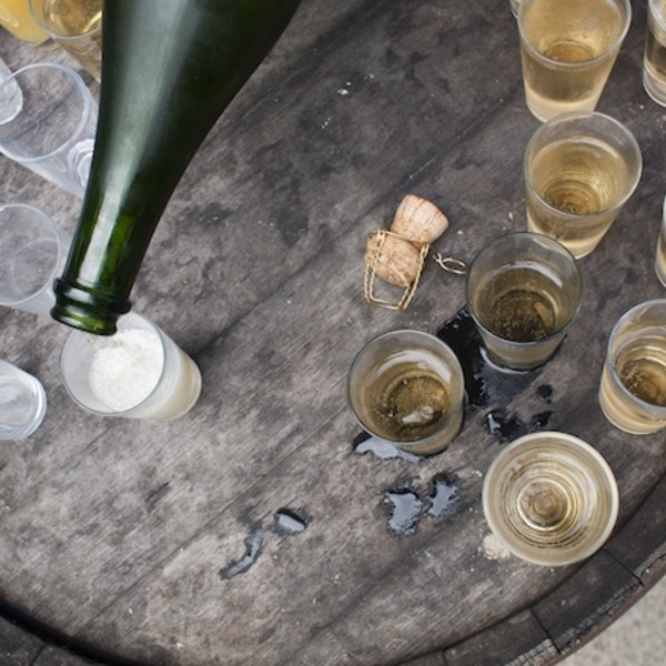 What It's Actually Like to Harvest Champagne in France