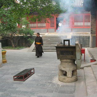 Lama Temple, Beijing, China