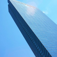 John Hancock Tower, Boston, Massachusetts
