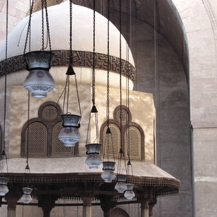 Mosque-Madrassa of Sultan Hassan, Cairo, Egypt