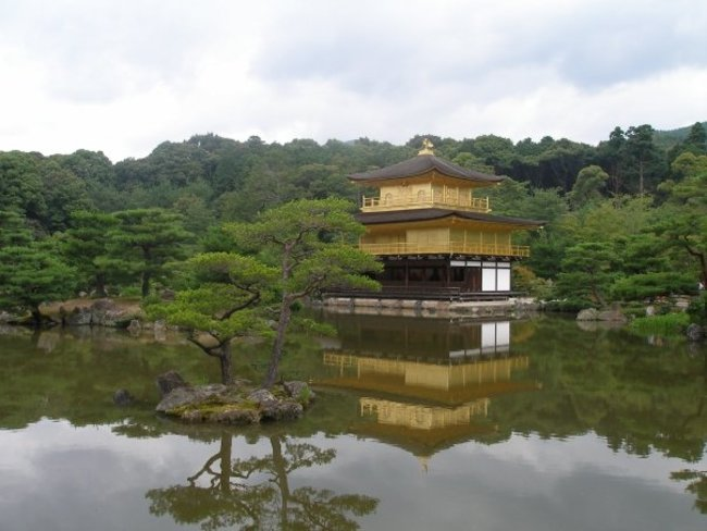 Kinkaku-ji, Kita Ward, Japan