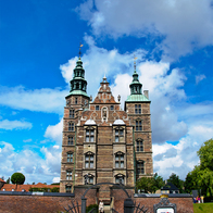 Rosenborg Castle and Royal Treasure, Copenhagen, Denmark
