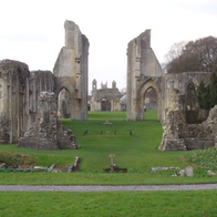 Glastonbury Abbey, Bedford, United Kingdom