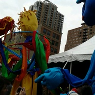 Manifest Urban Arts Festival Columbia College Chicago, Chicago, Illinois