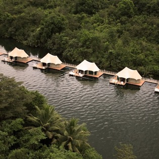 4 Rivers Floating Lodge , Tatai, Cambodia