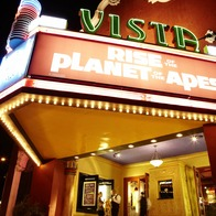 Vista Theatre, Los Angeles, California