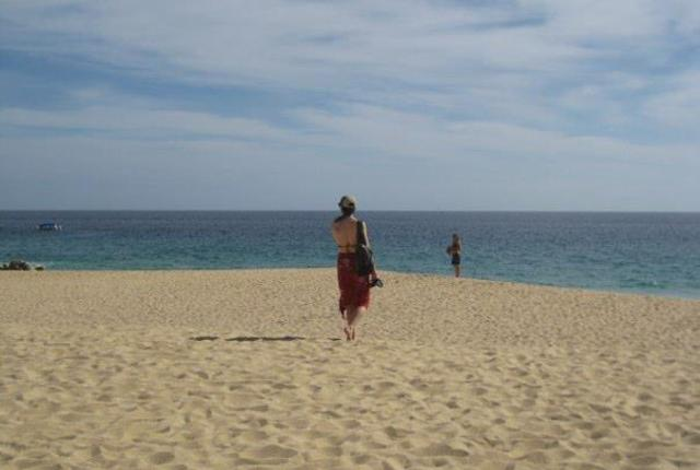 Lovers Beach, Cabo San Lucas, Mexico