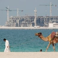 Jumeirah Beach, Dubai, United Arab Emirates