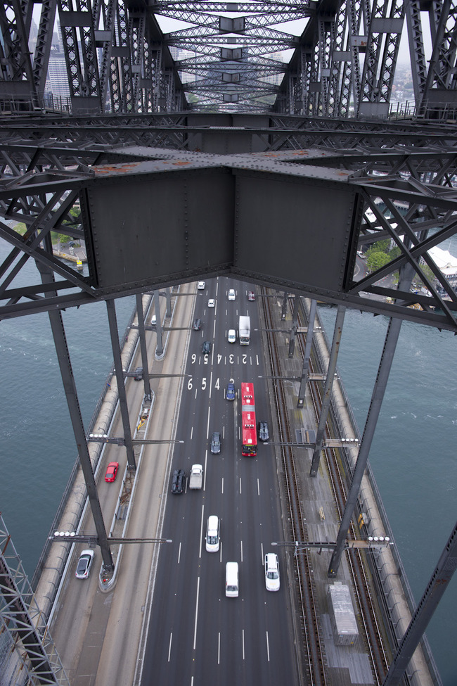 Sydney Harbour Bridge, Dawes Point, Australia