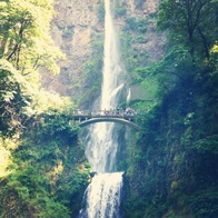 Multnomah Falls, Cascade Locks, Oregon