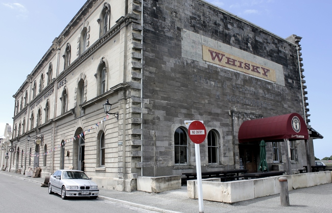 New Zealand Whisky Company, Oamaru, New Zealand