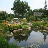 Coastal Maine Botanical Gardens, Boothbay, Maine