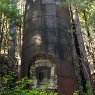 Limekiln State Park, Big Sur, California