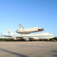 NASA Shuttle Landing Facility, Orlando, Florida