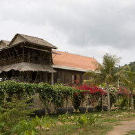 The Vine Retreat, Damnak Chang'aeur, Cambodia