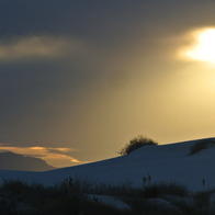 White Sands National Monument Historic District, Tularosa, New Mexico