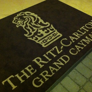 The Ritz-Carlton, Grand Cayman Resort, West Bay, Cayman Islands