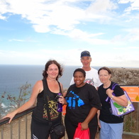 Diamond Head Crater, Honolulu, Hawaii