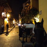 Santo Domingo Square, Cartagena, Colombia