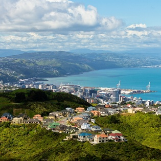 Wellingon, Wellington, New Zealand
