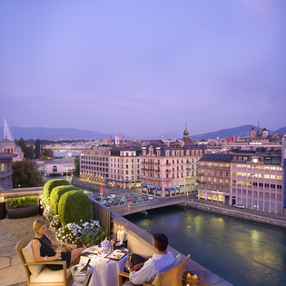 The Best Hotels in Switzerland
