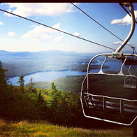 Northface at Mount Snow, Dover, Vermont