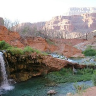 Havasu Canyon Trail, Supai, Arizona