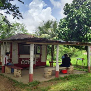 Ms. Bertha's Tamales, Stann Creek, Belize