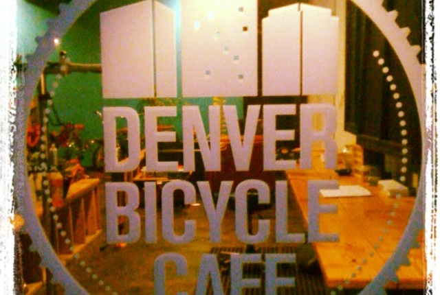 The Denver Bicycle Cafe, Denver, Colorado