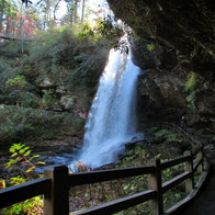 Dry Falls, North Carolina, Highlands, North Carolina