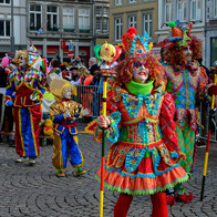 Carnival in Netherlands , Maastricht, The Netherlands