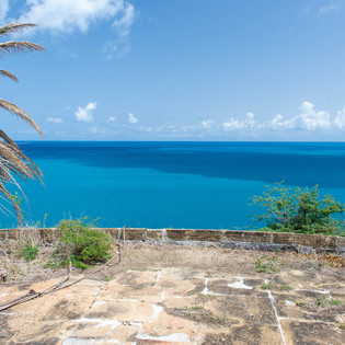 Fort Barrington National Park, Saint John, Antigua and Barbuda