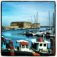 Κούλες (Koules Fortress), Heraklion, Greece