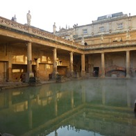 Roman Baths, Bath, United Kingdom