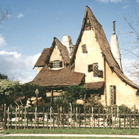 The Witch's House, Beverly Hills, California