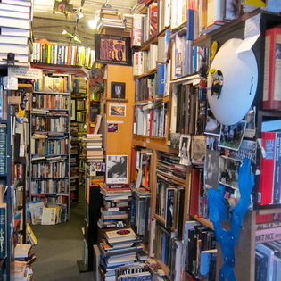 Ravenswood Used Bookstore, Chicago, Illinois