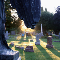 Oakland Cemetery, Iowa City, Iowa