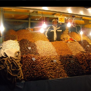 Carrefour Market, Marrakesh, Morocco