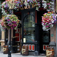 The Palace Bar, Dublin, Ireland