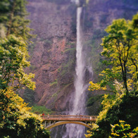 Multnomah Falls, Corbett, Oregon