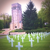Aisne-Marne American Cemetery and Memorial, Belleau, France