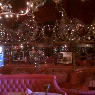 The Madonna Inn, San Luis Obispo, California