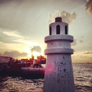Light house, Malé, Maldives