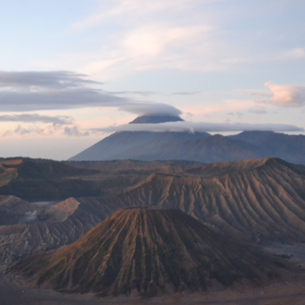 Bromo Volcano Viewpoint, Sukapura, Indonesia