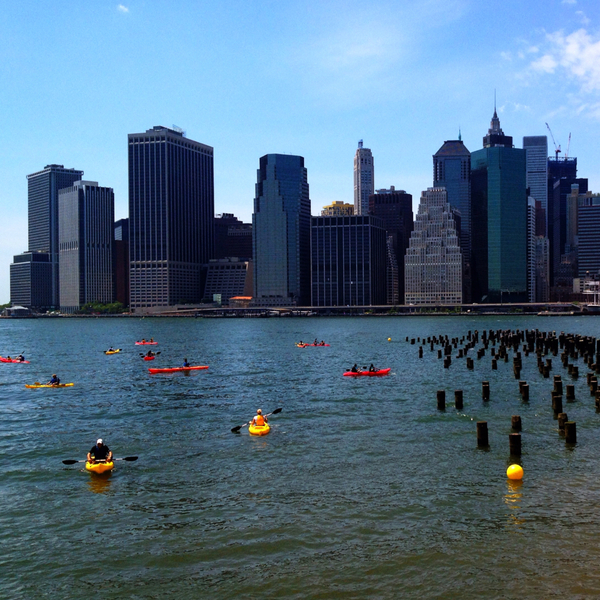 Brooklyn Bridge Park, New York, New York