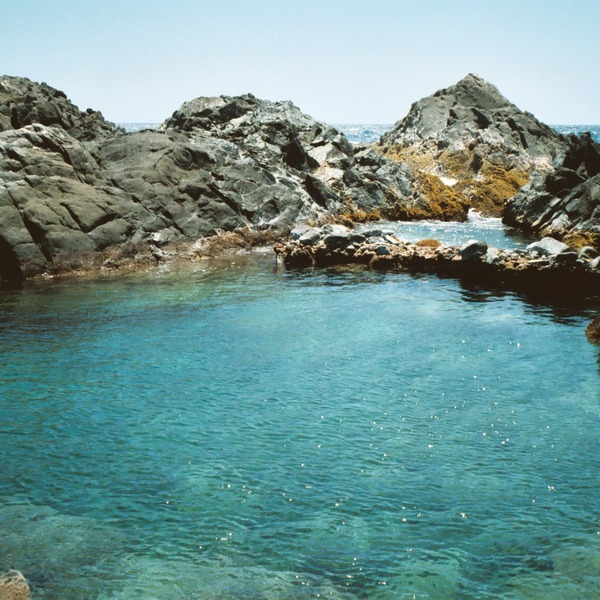 Natural Pool, Aruba