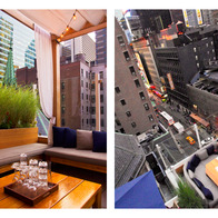 Haven Rooftop, New York, New York