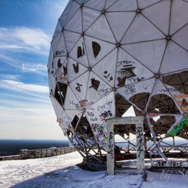 Teufelsberg Spy Station, Berlin, Germany