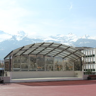 City Center, Vaduz, Liechtenstein