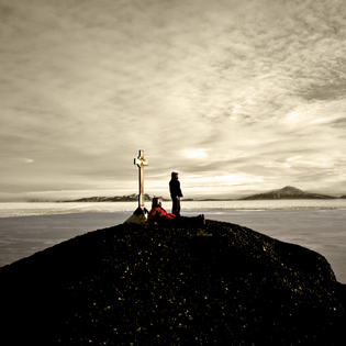 Hut Point, McMurdo Station, Antarctica